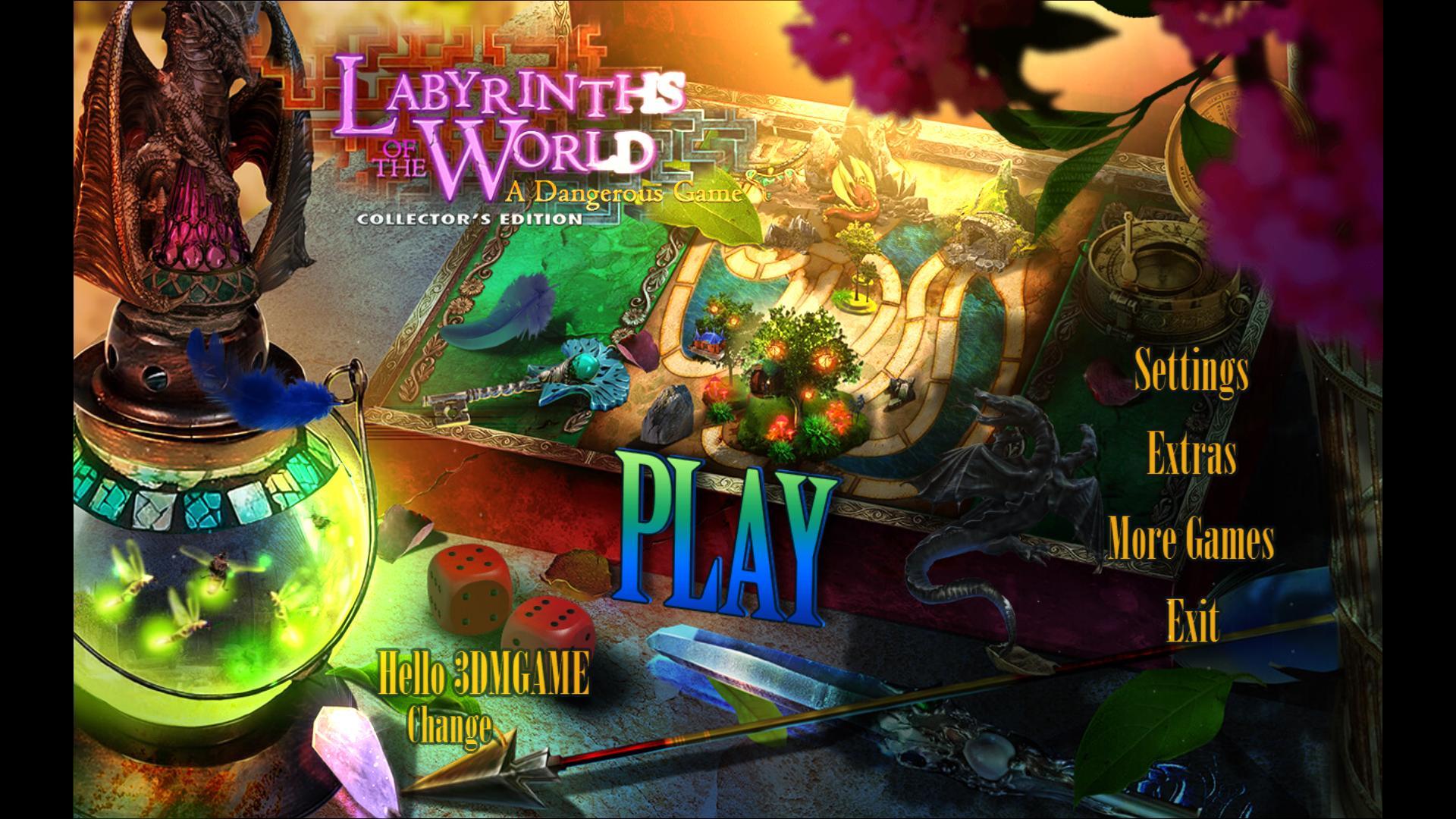 世界迷宫7:危险游戏 游戏截图