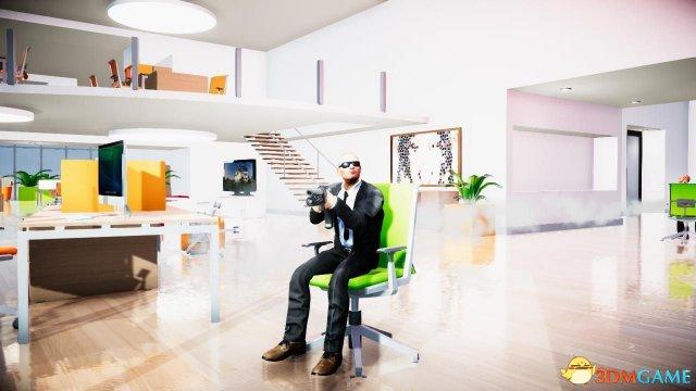 《最后一个坐着的人》上线Steam 以办公室为背景