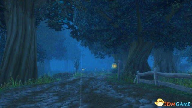 《魔獸世界》未來主城猜想 精靈與亡靈將何去何從