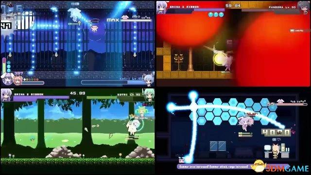 高难度弹幕动作游戏《Rabi-Ribi》将推出Switch版