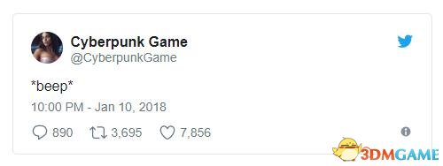 《賽博朋克2077》官方推特賬號沉寂4年後復活