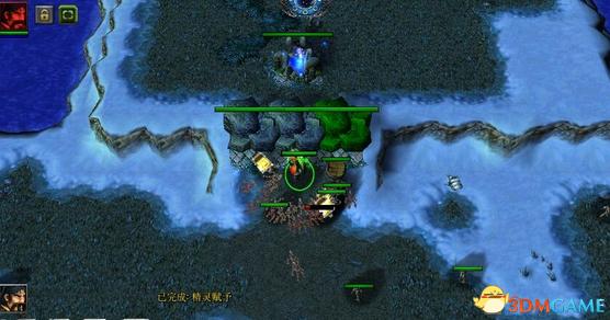 魔兽争霸3 1.24e夜无岛 v2.1正式版
