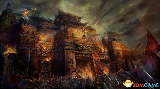 国战版王者荣耀 《龙门虎将》 新服新玩法揭秘