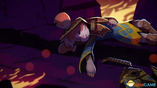 Spearhead Games公布全新独立作品《预兆景象》