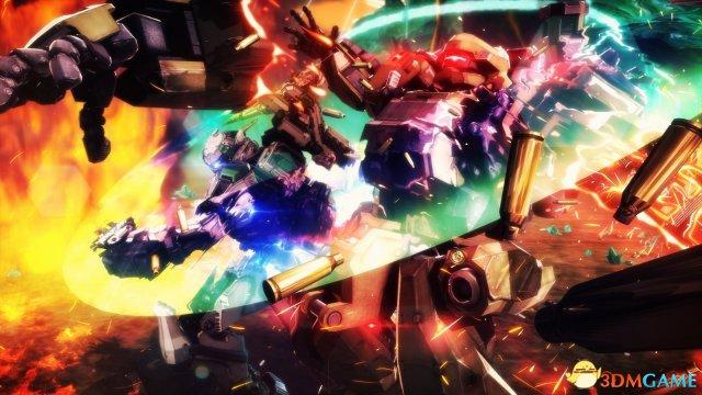 世嘉公布PS4机甲游戏《边境保卫战》截图及视频