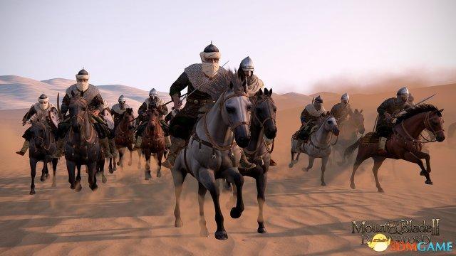 《骑马与砍杀2》开发日志 介绍伊斯兰帝国阿塞莱
