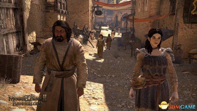 《騎馬與砍殺2》開發日志 介紹伊斯蘭帝國阿塞萊