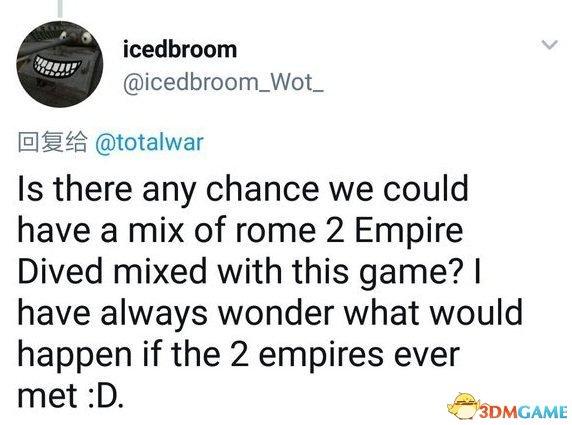 《全面战争:三国》 公布后 老外比国内玩家还激动