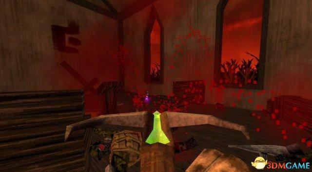 复古FPS新作《黄昏》最新预告 这画面真厉害了