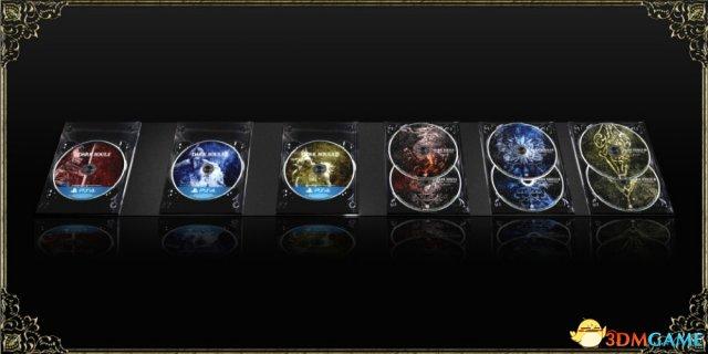 《黑暗之魂》三部曲日本玩家专供 属于PS4独占