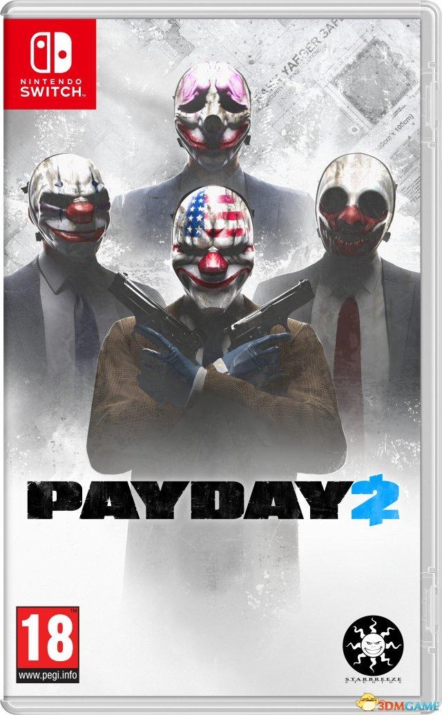 《劫薪日2》Switch版發售日公布 支援本地合作