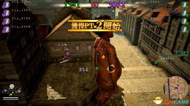光荣《进击的巨人2》在线游戏相关最新情报公开