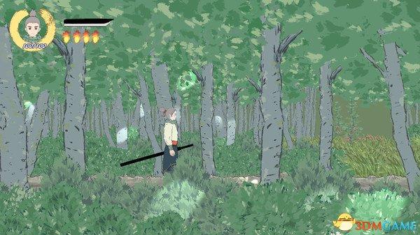 《伏雨录》上线Steam 国产独立2D角色扮演类游戏