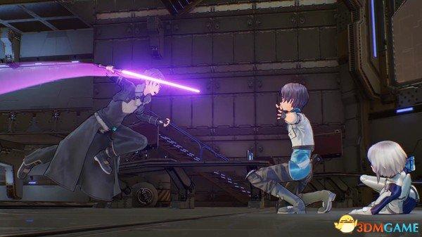 《刀剑神域:夺命凶弹》上线Steam预购 支持简中