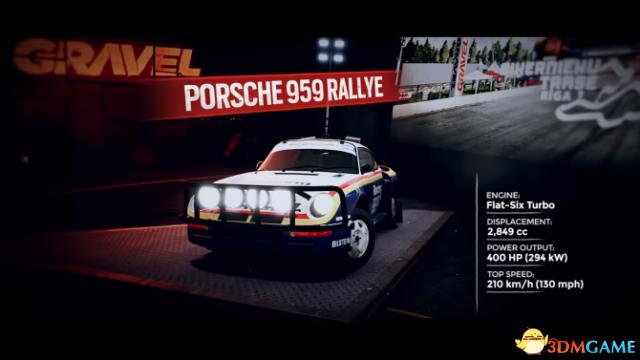 《沙礫》推出預購獎勵 提前購買獲贈保時捷賽車