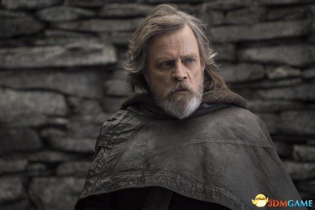 卢克·天行者吐槽:《星战8》的卢克算啥绝地武士
