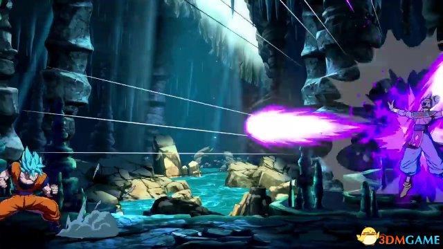 万代南梦宫《龙珠战士Z》破坏神比鲁斯宣传片公布