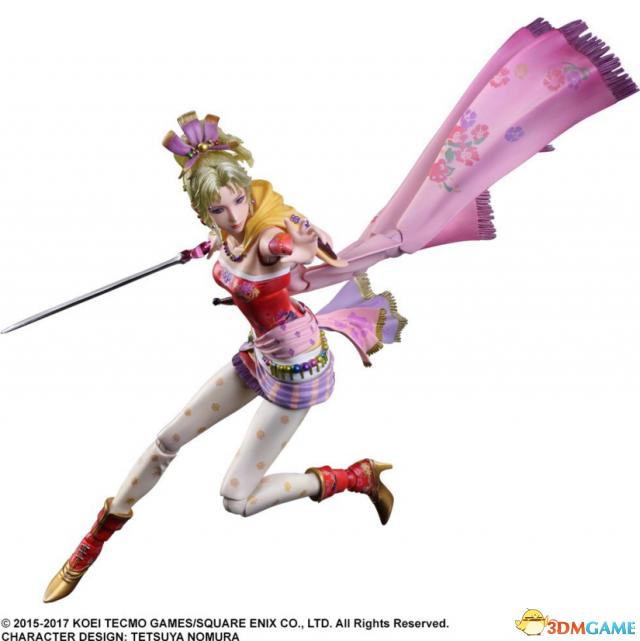 最终幻想6,重制版手办欣赏