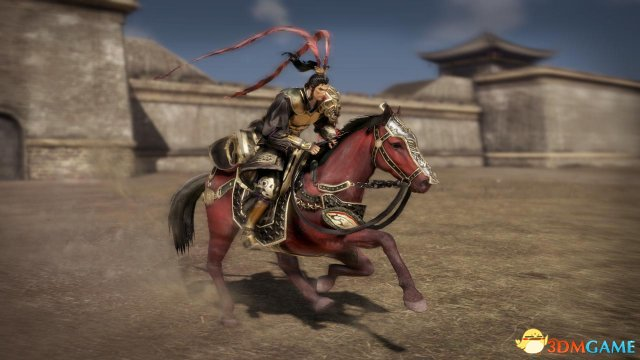 《真三国无双8》 最新骑乘系统武器开发系统公布