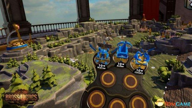 《黄铜战术》2月发售 VR部署战术策略纵横沙场