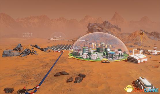 《火星求生》游戏细节:角色太不爽的话会自杀