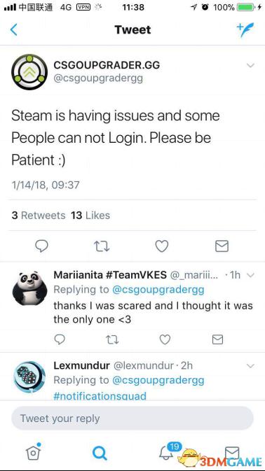 Steam关闭第三方授权登陆,影响的不止PUBG,慌什么