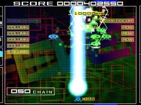 太空侵略者EXTREME 游戏截图