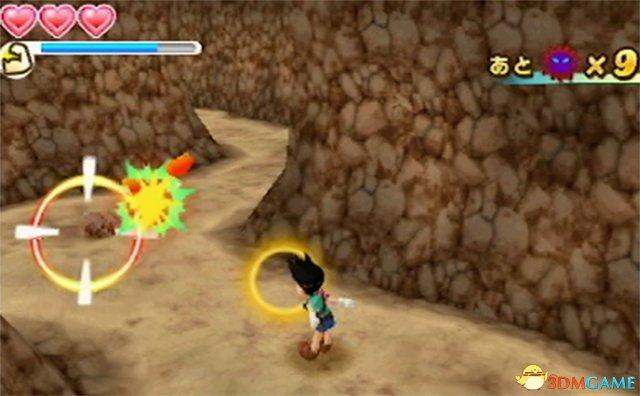 宝岛大冒险3DS《哆啦A梦 大雄的宝岛》新情报放出