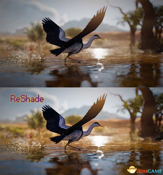 刺客信条:起源 ReShade色彩画质补丁 v3.1.0