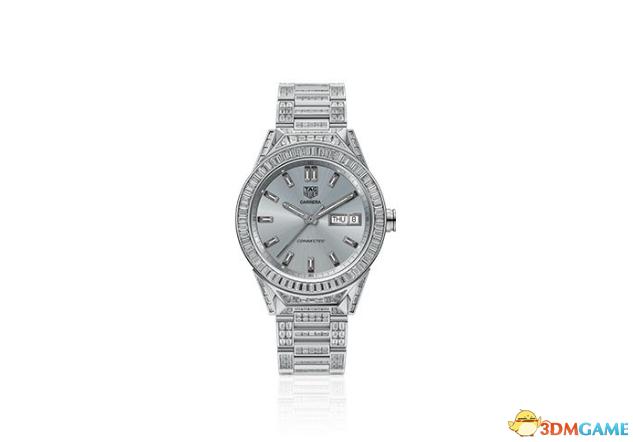 <b>名表制造商泰格豪雅推出最贵安卓手表 价值127万元</b>