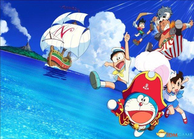最新剧场版《电影哆啦A梦 大雄的宝岛》最新情报