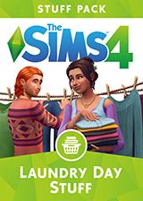 模拟人生4:快乐洗衣日