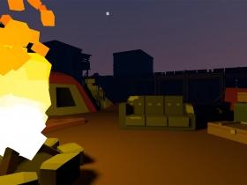 Zombie City 游戏截图