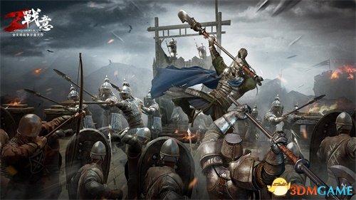 远征军招募1·19开启 《战意》全球版图战终极备战