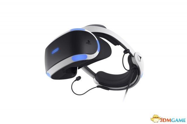 索尼新版本PlayStation VR头显设备今日到港开卖
