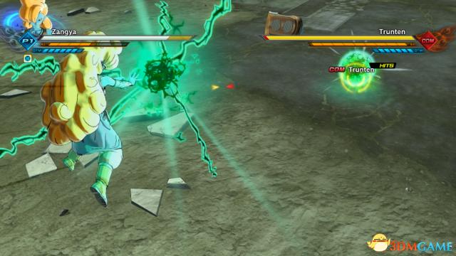 龙珠:超宇宙2 v1.08蓝皮武道家赞佳人物MOD