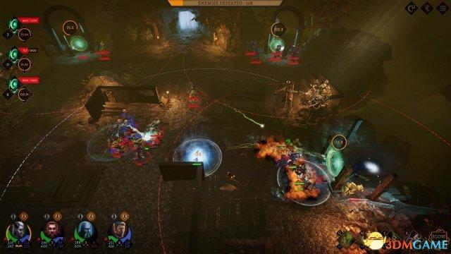 经典风格RPG游戏 《时光之塔》 于4月脱离抢先体验