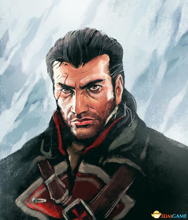育碧分享《刺客信条:叛变重制版》插画庆游戏发售
