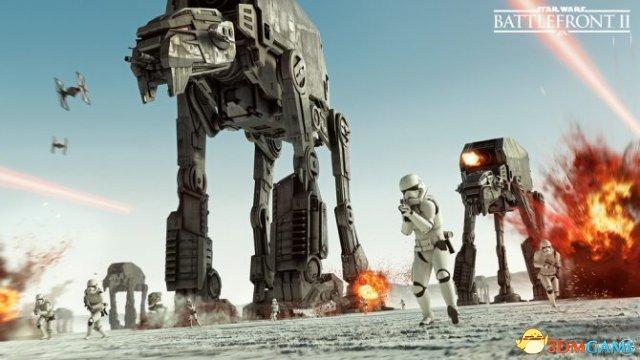 《星球大战:前线2》更新 加入新英雄与平衡调整