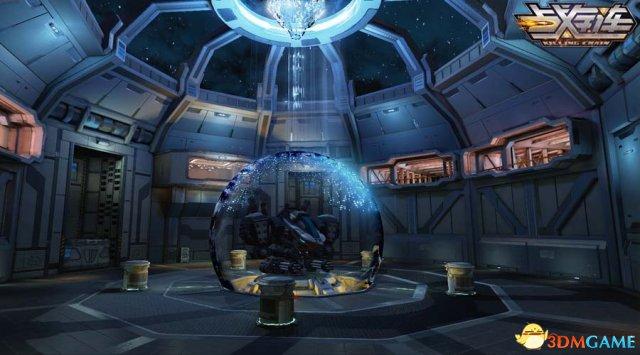 《战链》场景贴图大赏 FPS游戏也可以很精美