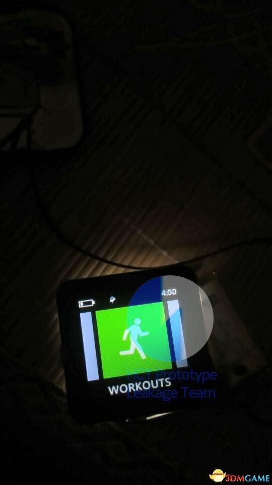 Xbox手表原型照片曝光wns888.com 支持心率监测GPS位