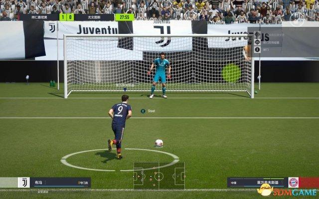 FIFA Online 4 全新定位球介绍