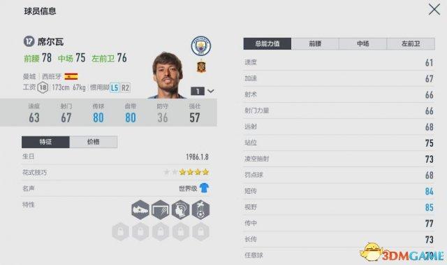 FIFA Online 4 管理球团球员系统介绍