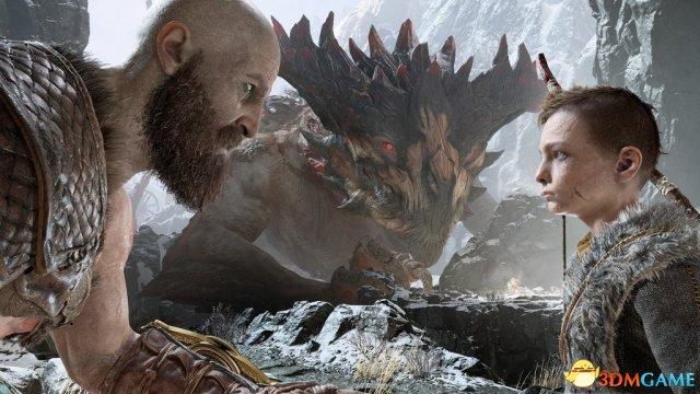 《战神4》中文版将于4月20日上市 售价398港币