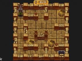 迷宫冒险 游戏截图