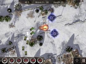 战地防御3:高清版 游戏截图