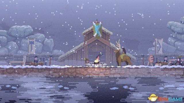 画风清雅 经典独游《王国:新大陆》将推出PS4版