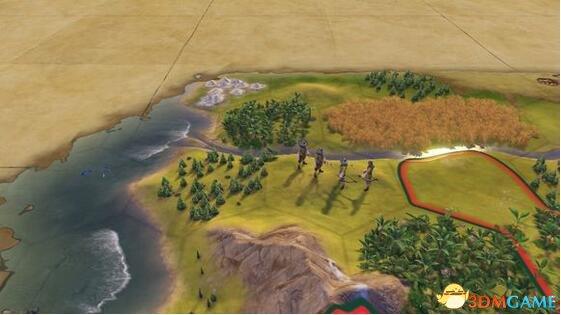 文明6 v1.0.0.194罗埃林的威尔士MOD