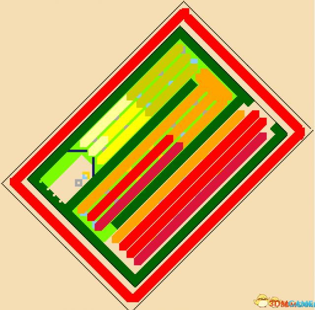 亿万僵尸 v0.5.5方方正正100天难度TD塔防地图存档