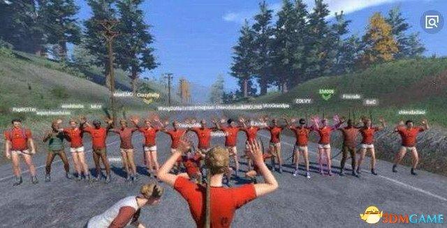 《绝地求生》国外心机玩家混进红衣军 结果悲剧了